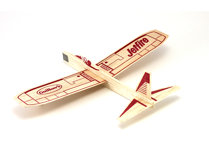 how to build a toy airplane that flies with motor